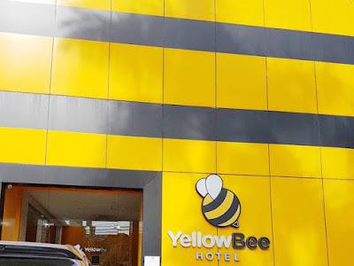 Hotel Yellow Bee, Murah Dan Berada Di Pusat Kota Tangerang