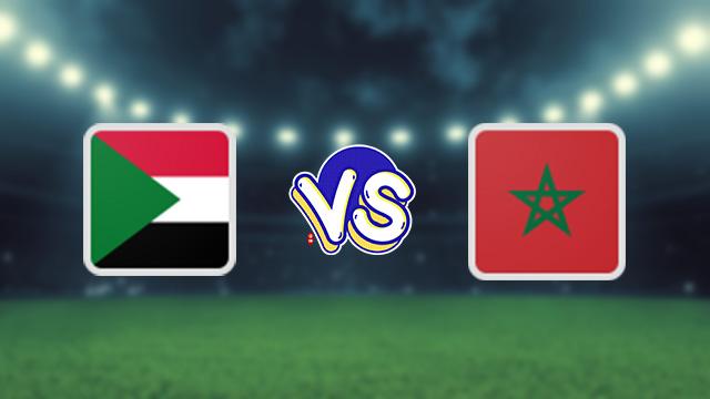 مشاهدة مباراة المغرب ضد السودان 02-09-2021 بث مباشر في التصفيات الافريقيه المؤهله لكاس العالم