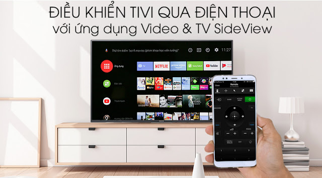 Android Tivi Sony 4K 75 inch KD-75X8500G