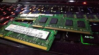 Fungsi RAM (random access memory)untuk komputer CPU dan laptop atau android edit foto