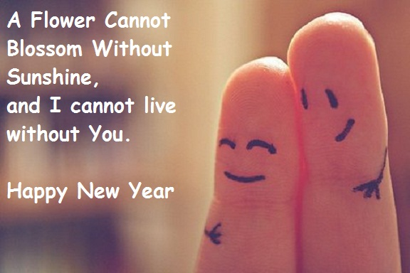 Happy New Year ImagesWith Love Quotes