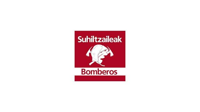 Humo saliendo de extractor x problema eléctrico, Zorrilla #Barakaldo #Bomberos…