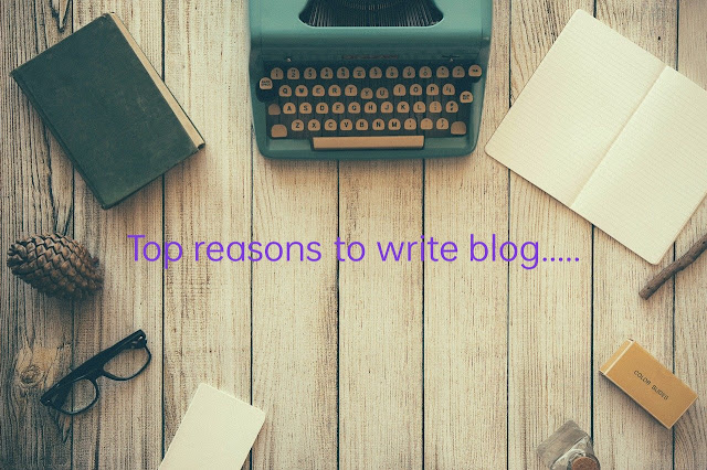 Top reasons why teachers students write a blog. Advantages of writing blogs.