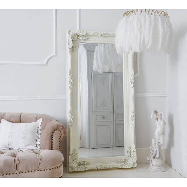 french decor mirror