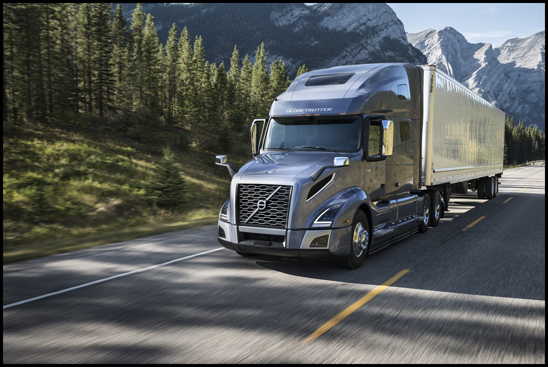 Volvo Trucks announced the new Xceed fuel efficiency package for model year 2020 Volvo VNL 760 and VNL 860 models operating in dry van and refrigerated trailer operations. Xceed is the most fuel efficient package Volvo has ever offered. New VNL 760 and VNL 860 tractors specified with the Xceed fuel efficiency package will receive dedicated Xceed badging applied to the bumper.