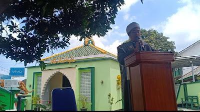 Mushola Al Kahfi Tanjungsari Sumedang Jadi Icon Kemanunggalan TNI dan Rakyat