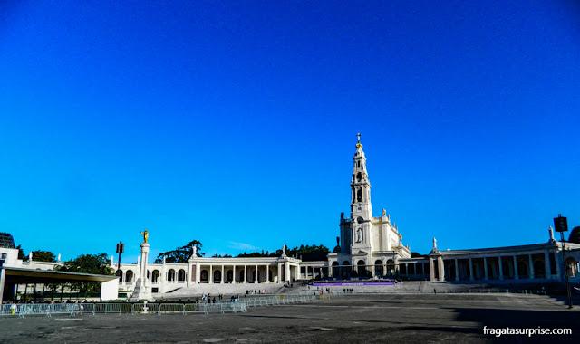 Basílica de Nossa Senhora de Fátima, Portugal