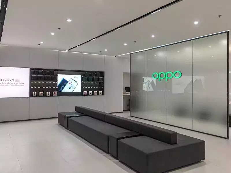 OPPO Stores and Service Centers