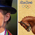 La jinete demuestra gran amor por su caballo en Olimpiadas, al cual se le hincha la cabeza 3 días antes de la competición