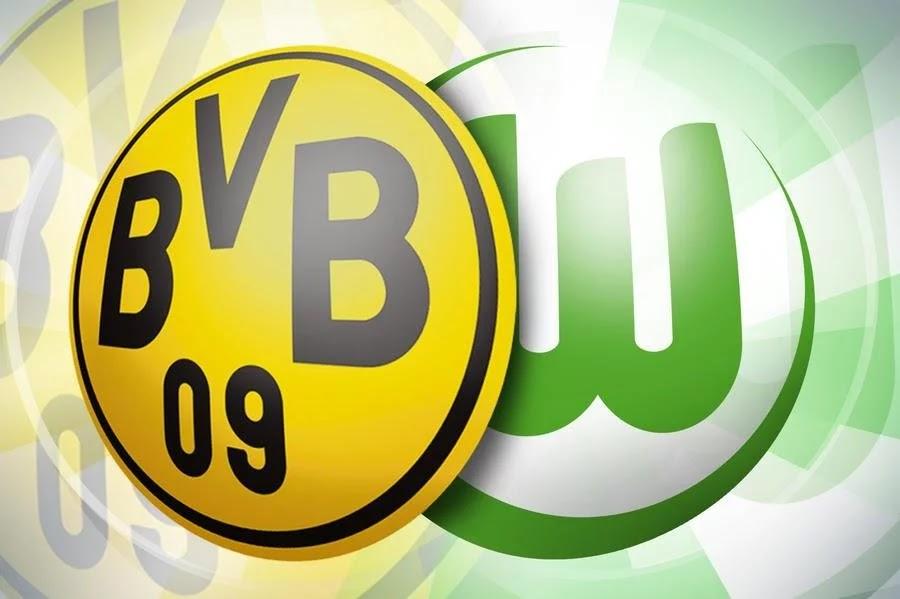 Смотреть онлайн боруссия д вольфсбург прямая трансляция