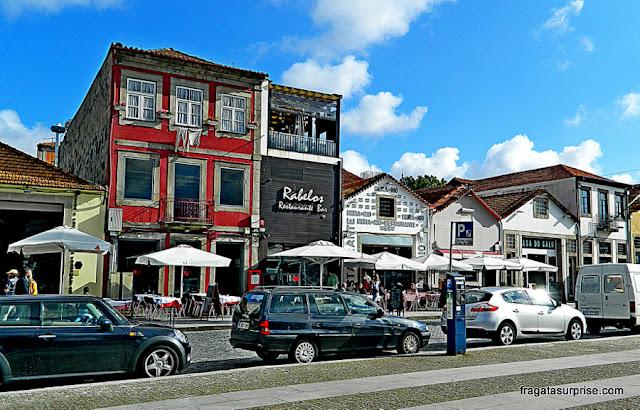 Restaurantes no cias de Vila Nova de Gaia, Portugal