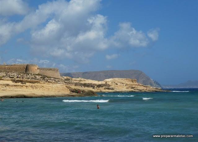 lista de playas para visitar en Cabo de Gata