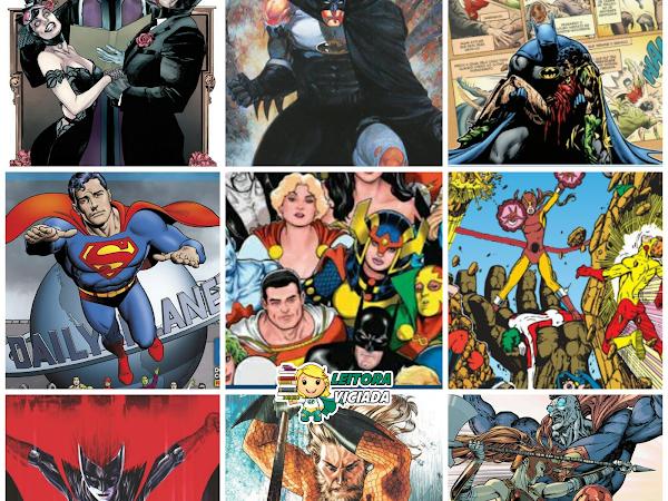 Lançamentos: Panini Comics - DC Comics (incluindo Vertigo e Young Animal)