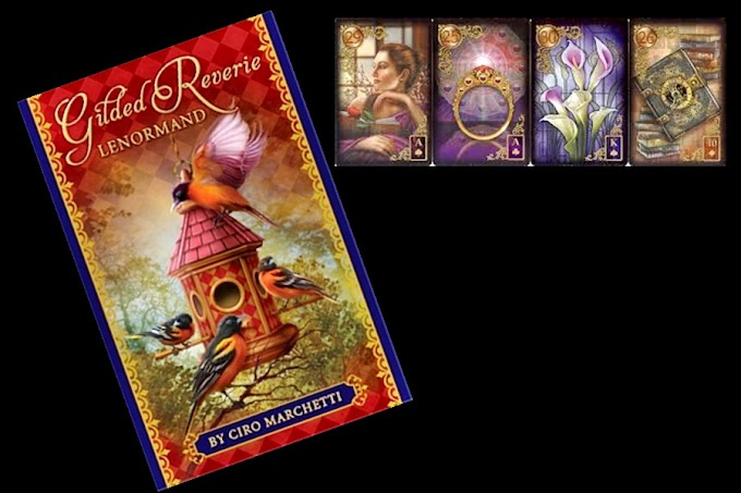 Lenormand Card Meanings, Readings, Divination, By Rohit Anand Vedic Astrologer Lenormand & Tarot Oracle Card Reader India
