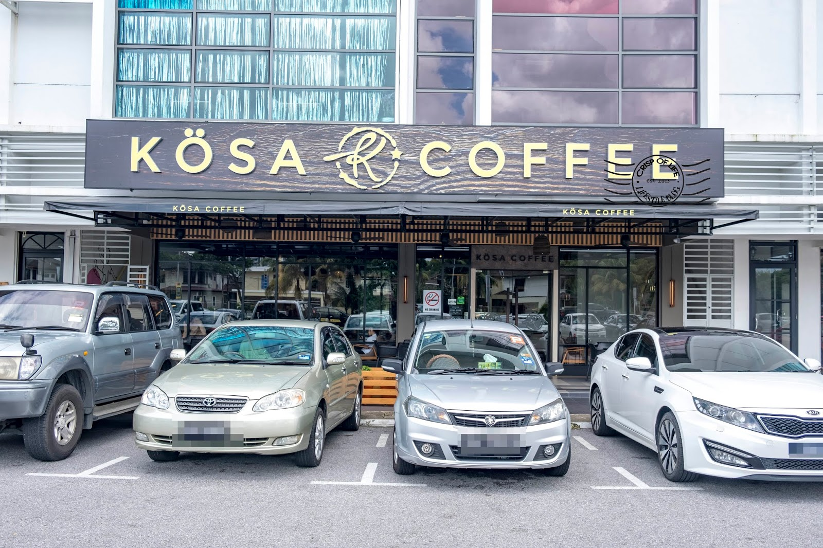 Kosa Coffee @ Saradise Kuching, Sarawak