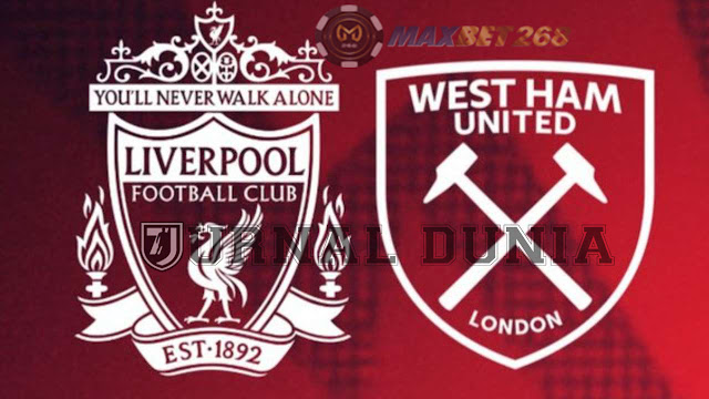 Prediksi Liverpool Vs West Ham United, Minggu 01 November 2020 Pukul 00.30 WIB @ Mola TV