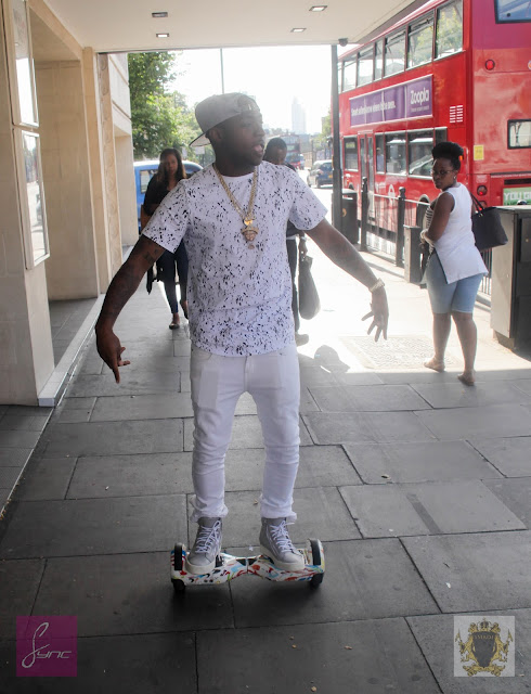 Davido UK TOUR 2015