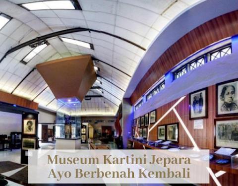 Museum Kartini Jepara, Ayo Berbenah Kembali