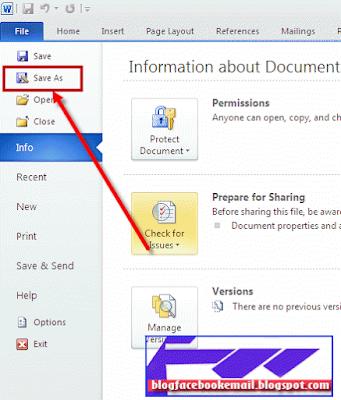 bagaimana cara membuat file pdf