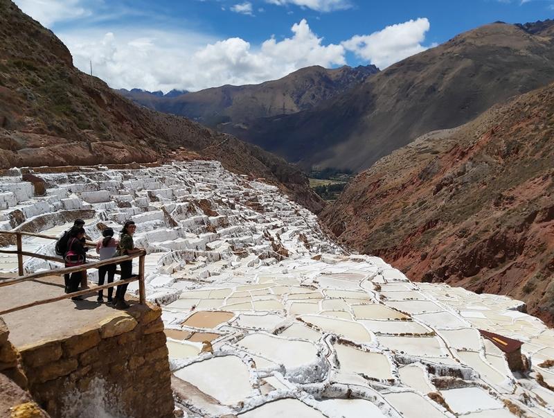Salineras de Maras - Cusco, Peru