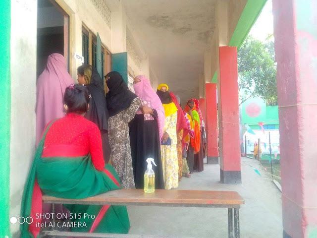 সিরাজগঞ্জ -১ কাজিপুর  উপ-নির্বাচনে বিপুল ভোটে নৌকার বিজয়