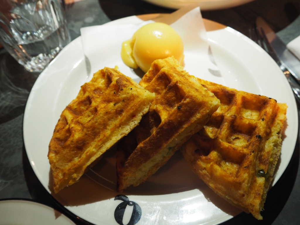 waffles and maple butter q grill camden