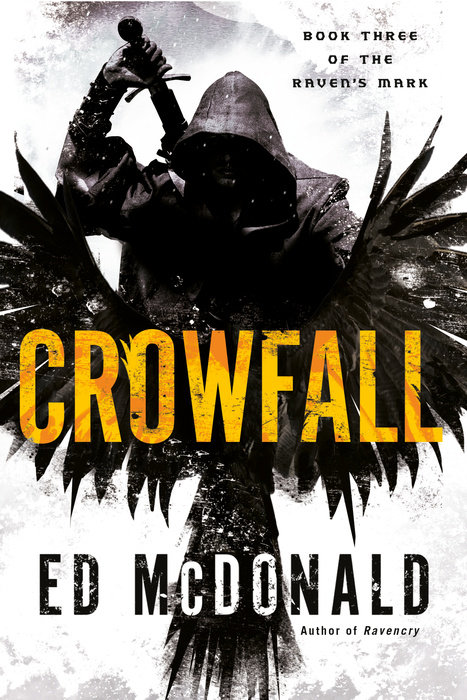 Ed McDonald's 'Crowfall'