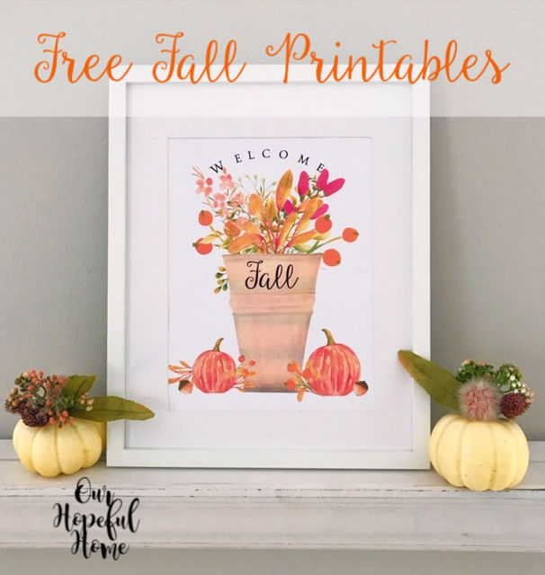 white frame pumpkins urn fall flowers bouquet