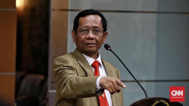 Rapat Kabinet, Jokowi Putuskan Larang Salat Id Berjamaah
