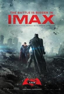 Batman V Superman Dawn of Justice (2016) 720p HDTC
