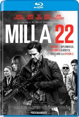 Mile 22 2018 BD25 Latino