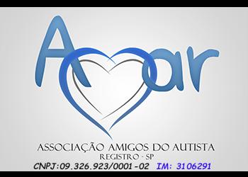 """""""AMAR"""" (Associação Amigos do Autista de Registro-SP)."""