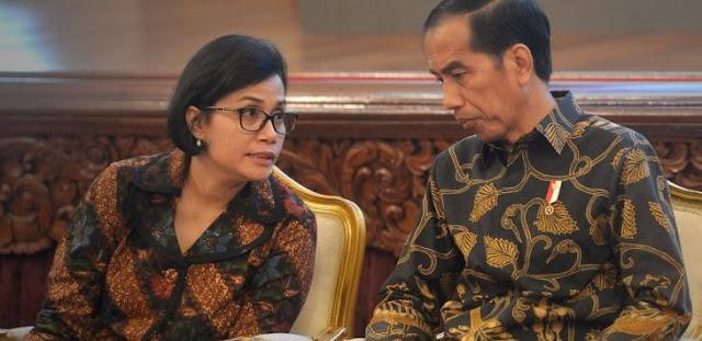Relawan Jokowi : Sri Mulyani Harus Diganti, Negara Ini Menuju Kehancuran Makin Nyata