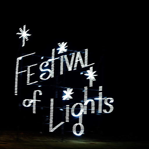 And then we have lights!