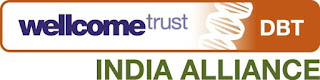 Wellcome Trust/DBT India Alliance logo