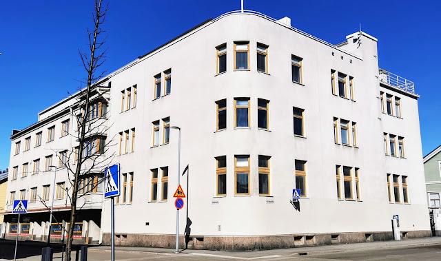 Tutustu Ouluun Nomadi-sovelluksen reiteillä