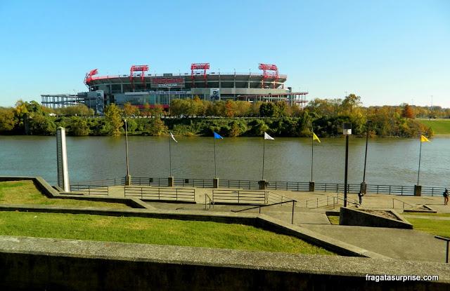 Nashville: Nissan Stadium