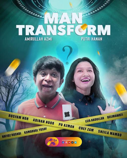 Drama Man Transform