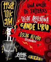 Sábado de soltería y sabrosura | Desde Argentina CANDE LIRIO junto a Oscar Alford