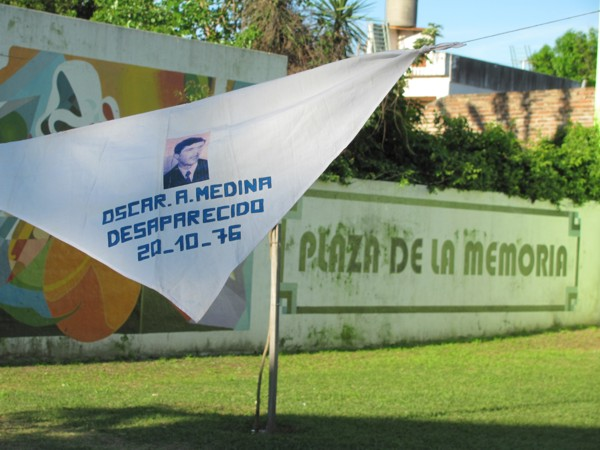 Plantamos Memoria: A 45 años del Golpe Militar, en VGG se hará el tradicional acto en la Plaza de La Memoria