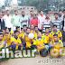 सोनो : खिलाड़ियों को प्रोत्साहित करने में लगा युवा संघ