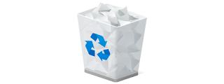 Cara Membersihkan Sampah di Recycle Bin.