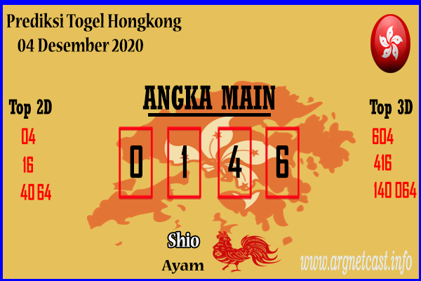 Syair Hongkong 4 Desember 2020