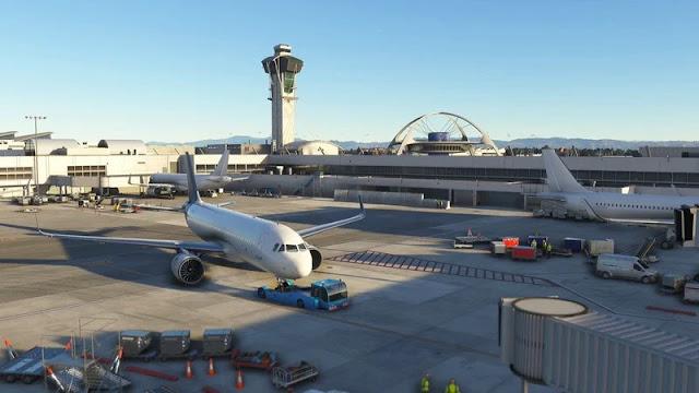 تعرف على قائمة المطارات والطائرات والمناطق في لعبة Microsoft Flight Simulator 2020