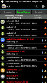 Virus-Application-List-of-Android