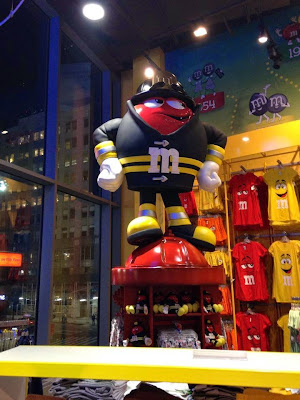 boutique M&M's Times Square New York