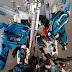 MG 1/100 Ex-S Gundam Custom Build