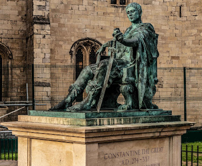 Μέγας Κωνσταντίνος: Ευσεβής Χριστιανός ή Έξυπνος Πραγματιστής;