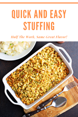 Easy Stuffing Recipe