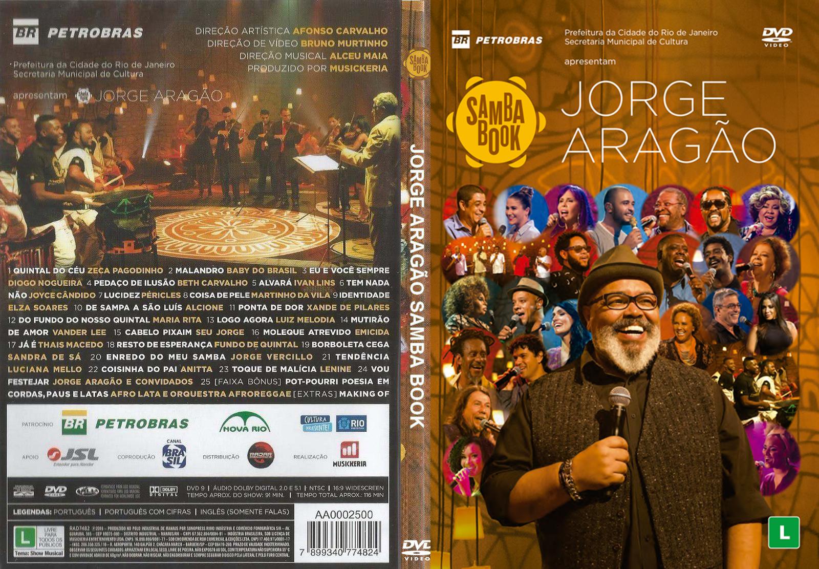 Download Jorge Aragão Sambabook DVD-R Download Jorge Aragão Sambabook DVD-R Jorge 2BArag 25C3 25A3o 2BSamba 2BBook 2BDVD R 2BXANDAODOWNLOAD
